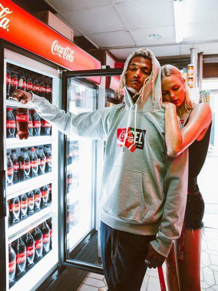 Diesel X Coca cola